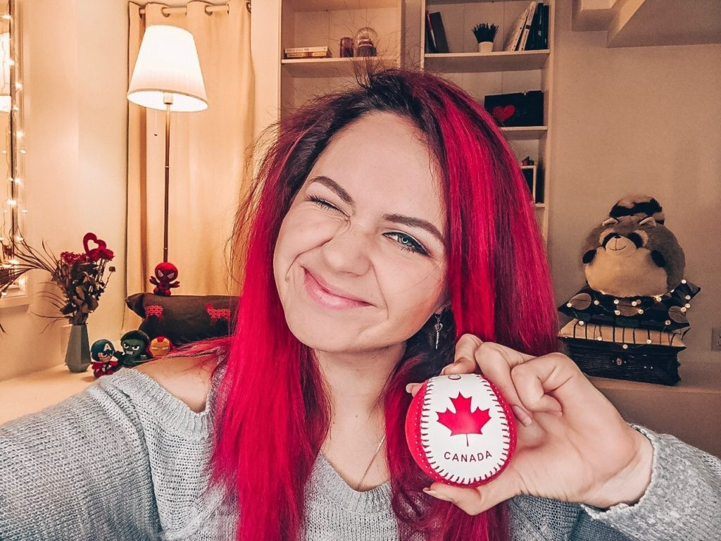 Kristina Azarenko - Canada